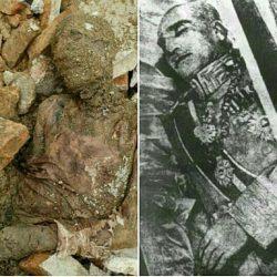 جسد مومیایی رضا شاه در حرم عبدالعظیم واقعیت دارد؟ / عکس