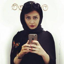 عکس آتلیه ای سیما خضر آبادی بازیگر ایرانی
