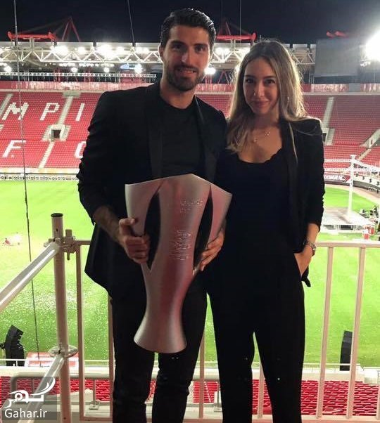 Karim ansarifard کریم انصاری فرد در بین زیباترین بازیکنان جام جهانی