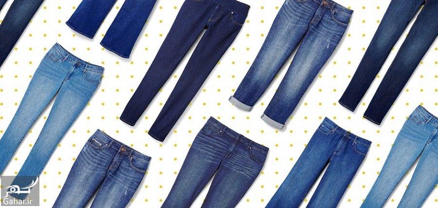 best jean styles 8 ترفند مهم برای شیک پوشی با لباس جین