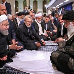عکسهای دیدنی از دیدار رهبری با سران و فعالان سیاسی فرهنگی