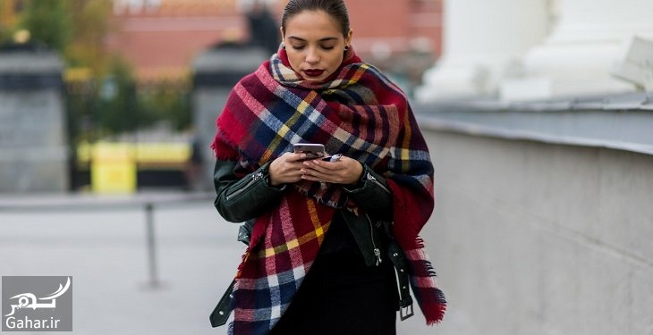 how set scarf with style 5+2 قانون برای ست کردن کفش با لباس