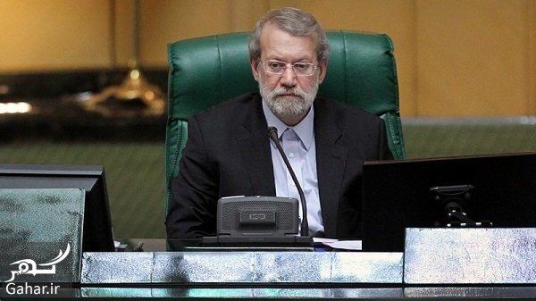larijani علی لاریجانی برای یک سال دیگر رئیس مجلس باقی ماند