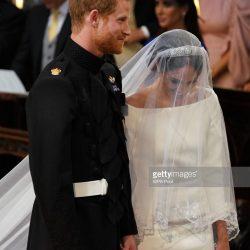 مراسم ازدواج شاهزاده انگلستان با بازیگر آمریکایی / تصاویر