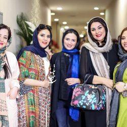 عکسهای دیدنی بازیگران در افتتاحیه سالن زیبایی مریم سلطانی