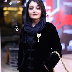 ساره بیات در اکران خصوصی فیلم چهار راه استانبول / ۵ عکس