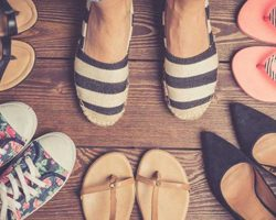 خرید کفش تابستانی