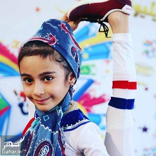 zahra beyrami حرکات عجیب زهرا بیرامی معروف به دختر ژله ای + فیلم