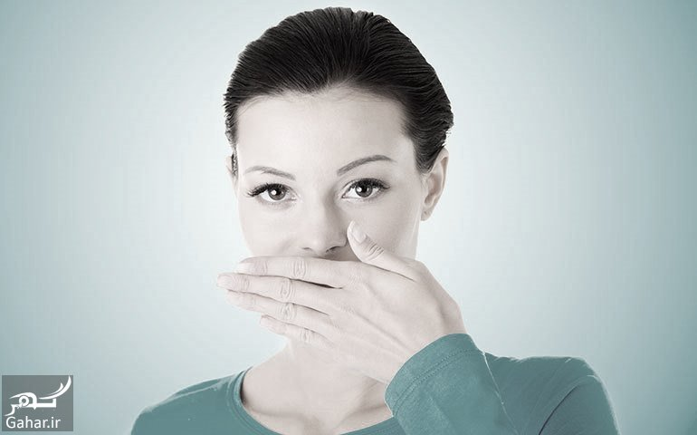 بوی دهان رفع بوی دهان با درمان هایی موثر
