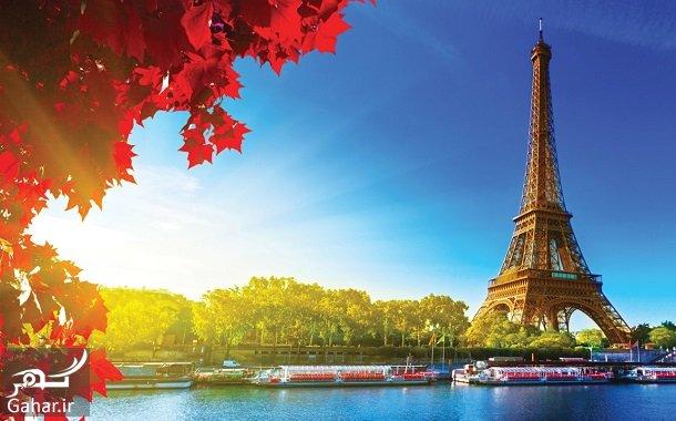 جاذبه های گردشگری فرانسه خیره کننده ترین جاذبه های گردشگری فرانسه