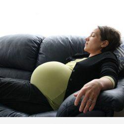 درمان گلو درد در بارداری