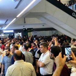 اعتصاب بازار تهران بدلیل نوسانات عجیب ارز