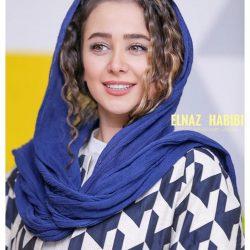 ظاهر متفاوت الناز حبیبی در اکران خصوصی فیلم دشمن زن / ۷ عکس