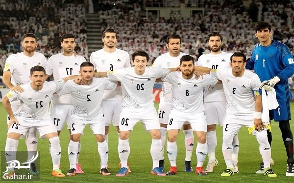 iran national football team in world cup 2018 ایران ، تیمی که غیرت ایرانی را به نمایش گذاشت