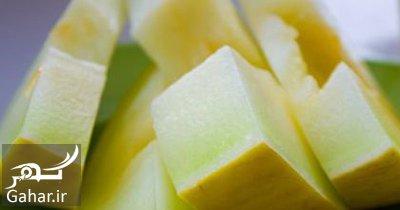 melon dessert دستور تهیه دسر خربزه تابستانی