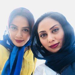 عکسهای دیدنی خواهران فرجاد در ارمنستان