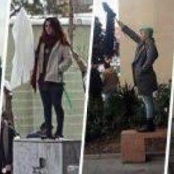 همه چیز درباره ماجرای دختران خیابان انقلاب تهران