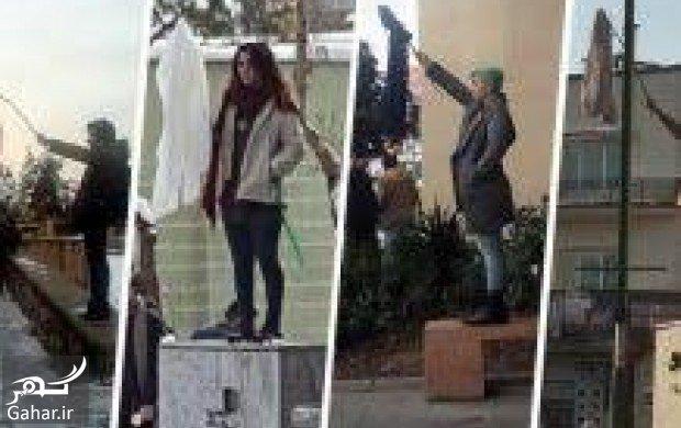 قانون حجاب همه چیز درباره ماجرای دختران خیابان انقلاب تهران