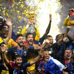 بسته شدن پرونده جام جهانی ۲۰۱۸ به دست فرانسوی ها