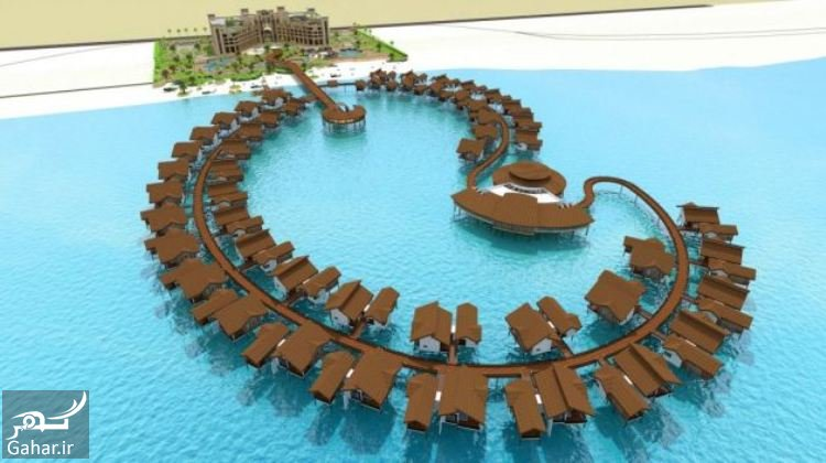 کیش مشخصات زیباترین هتل در جزیره کیش