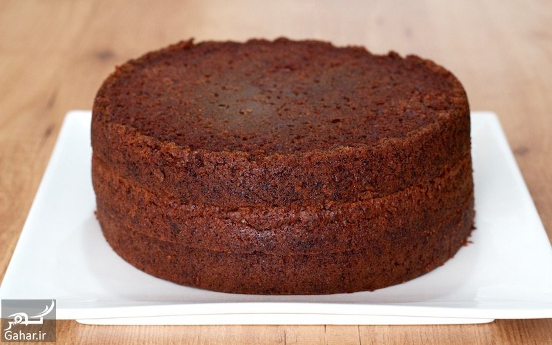 کیک شکلاتی دستور پخت کیک شکلاتی خوشمزه بدون آرد