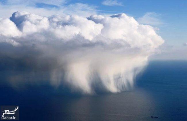 شدن ابر ها e1531145213273 نحوه بارور شدن ابر ها در آسمان چگونه است
