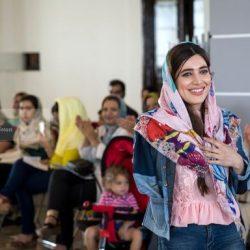 عکسهای فشن شوی معلولین در تهران