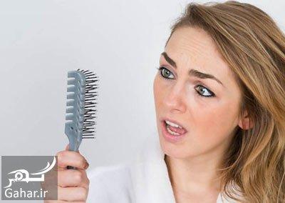RIZESH MOO ریزش مو چقدر در روز طبیعی است؟