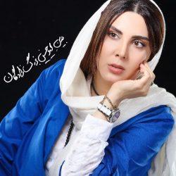 شباهت جالب لیلا بلوکات و خواهرش / عکس