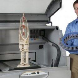 پرینتر های 3 بعدی فلزی صنعتی