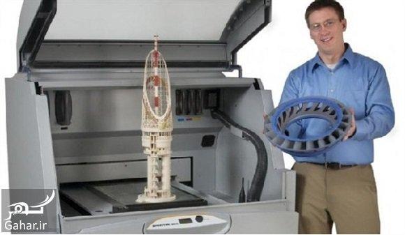 پرینتر سه بعدی فلزی صنعتی پرینتر های 3 بعدی فلزی صنعتی