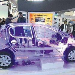 کاربرد نانو در صنعت خودرو سازی