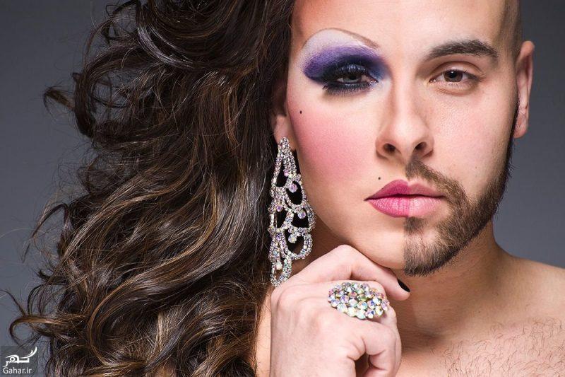 چطور می توان یک ترنس یا دو جنسه را شناسایی کرد, جدید 99 -گهر