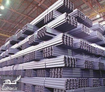 AHAN PRICE لیست قیمت آهن آلات آبان 98 (تیرآهن ، میلگرد ، پروفیل و ... )