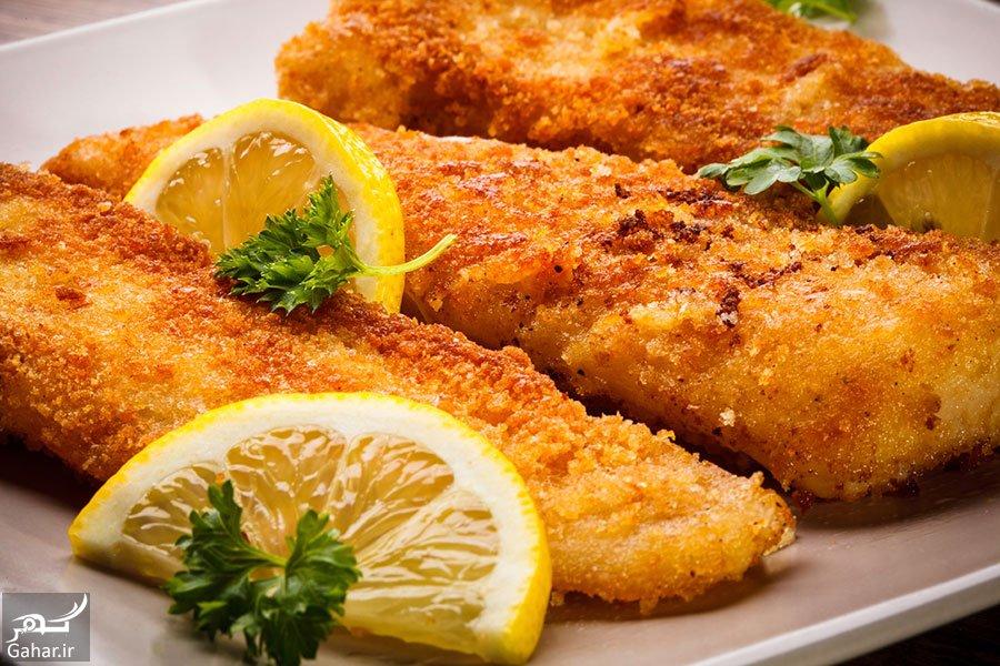 Fried fish آموزش و طرز تهیه ماهی سوخاری