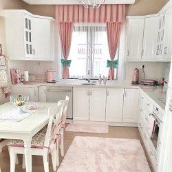 آشپزخانه های شیک با کابینت های مدرن ۲۰۱۸ / ۱۰ عکس