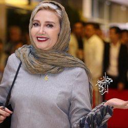 استایل کتایون ریاحی در هجدهمین جشن حافظ / ۲ عکس