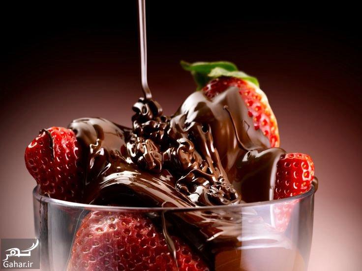 chocolate glass آموزش و طرز تهیه شکلات گلاسه