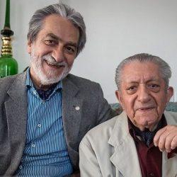 عزت الله انتظامی پیشکسوت سینمای ایران درگذشت