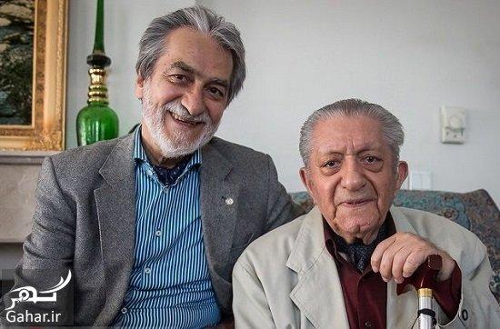 ezat entezami عزت الله انتظامی پیشکسوت سینمای ایران درگذشت