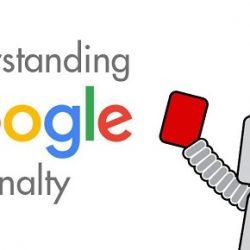 تشخیص پنالتی گوگل و دلایل آن