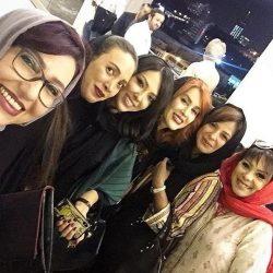 عکسهای بازیگران در هجدهمین جشن حافظ ۹۷