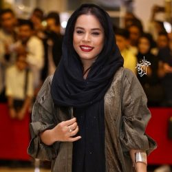 ملیکا شریفی نیا در جشن حافظ ۹۷ / ۲ عکس