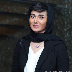 پوشش نامتعارف مینا وحید در جشن خانه سینما / ۷ عکس