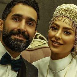 ازدواج یهویی هادی کاظمی و سمانه پاکدل