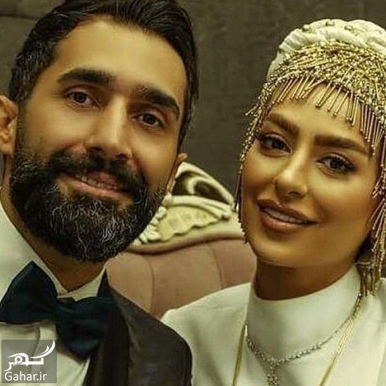 samaneh hadi ازدواج یهویی هادی کاظمی و سمانه پاکدل