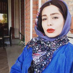 عکسهای سانیا سالاری بازیگر نقش ارغوان در سریال دلدادگان