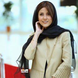 عکسهای جذاب سارا بهرامی در جشن حافظ ۹۷