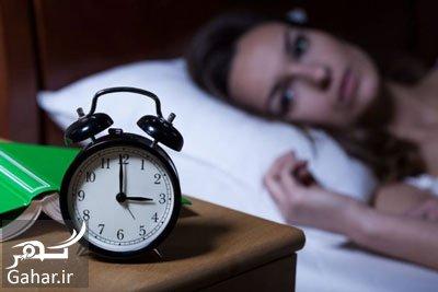 sleeplessness night1 1 علت بیدار شدن در نیمه شب چیست؟