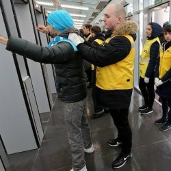 هتک حرمت به زنان ایرانی در فرودگاه گرجستان ، بازرسی بدون مانتو و روسری